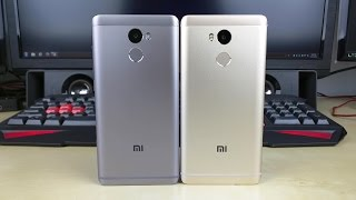 Redmi 4 and Redmi 4 Prime/Pro Unboxing and First Look