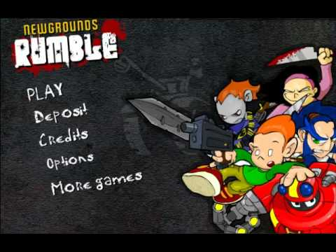 Newgrounds Rumble ost: Meat Locker