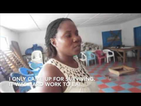 USAID Liberia Advancing Youth Project Trainer
