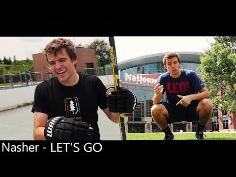 Nasher - LET'S GO (Official Music Video)