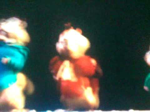 sheila ki jawani :chipmunks
