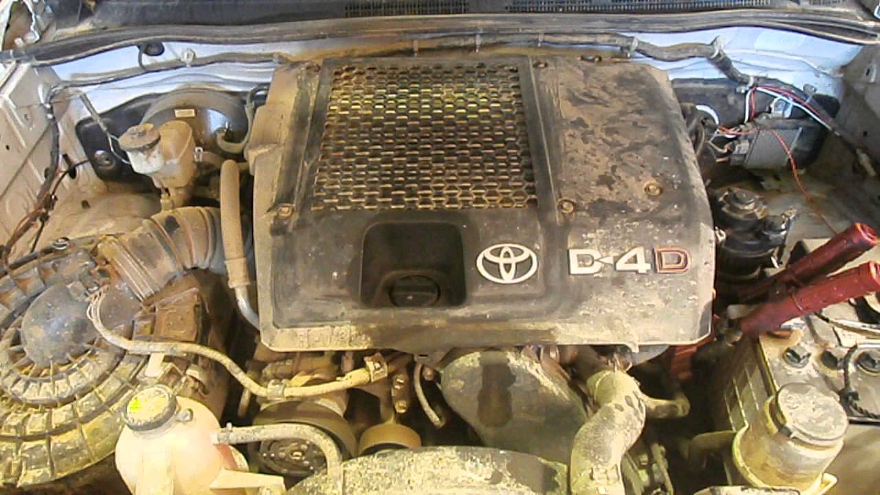 Wrecking 2009 Toyota Hilux Diesel 3 0 1kd Turbo