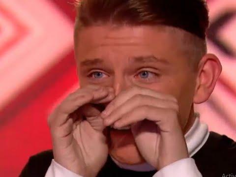 BABY DIVA James Hughes Sings I'd Rather Go Blind Soulfully