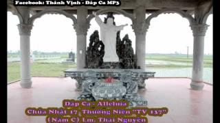 """Đáp Ca - Chúa Nhật 17 Thường Niên """"TV 137"""" (Năm C) Thái Nguyên"""