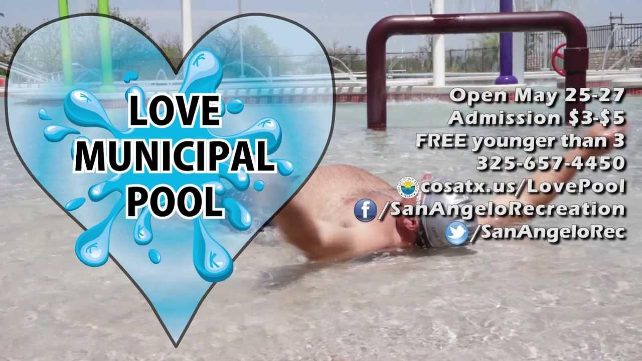 Love Municipal Pool Memorial Day Ad Youtube