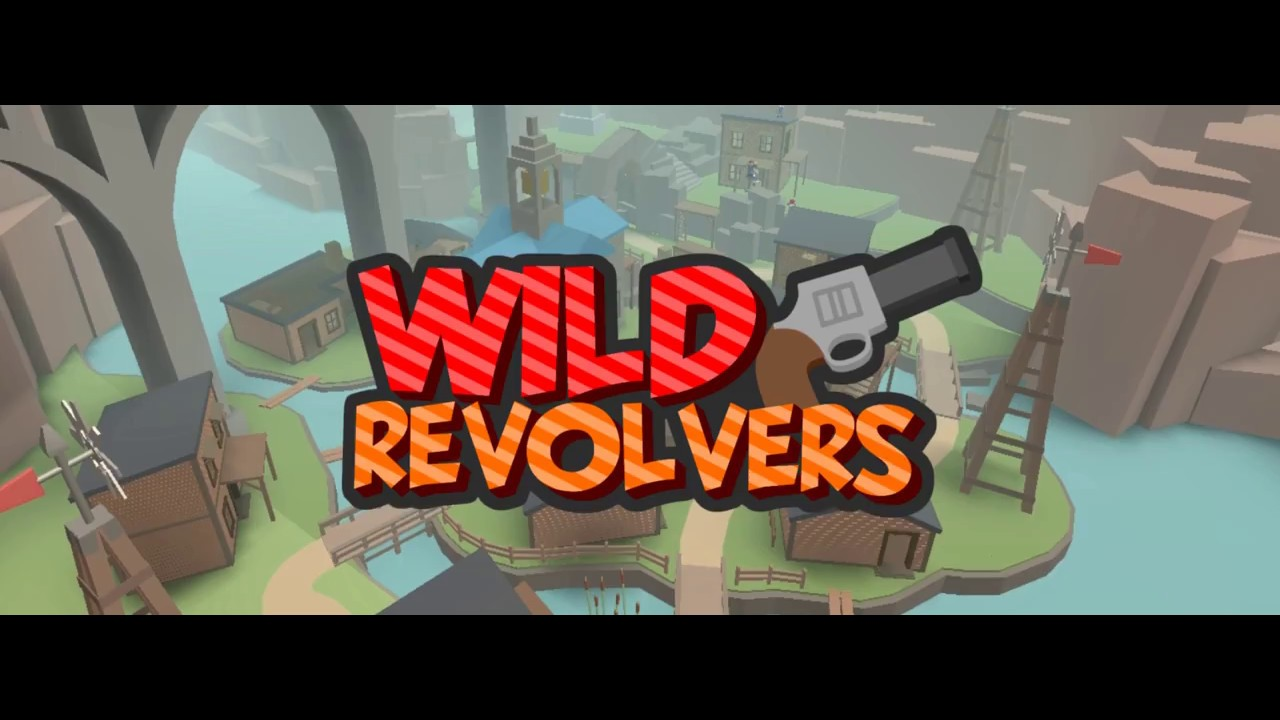 ROBLOX Wild Revolvers (Official Trailer) [NOW FREE!]