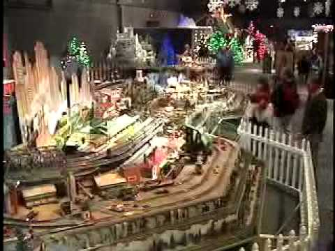 Holiday Junction At Cincinnati Museum Center Youtube