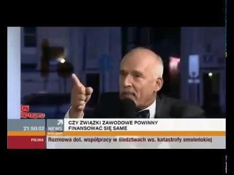 Janusz Korwin-Mikke vs Lewaki 3 (Feministka, Faszyści, Naziści, Komuniści, Socjaliści, Transwestyta)