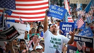 Papantonio: The (Tea Party) Crazies' New Attack on Immigrants 6/17/14