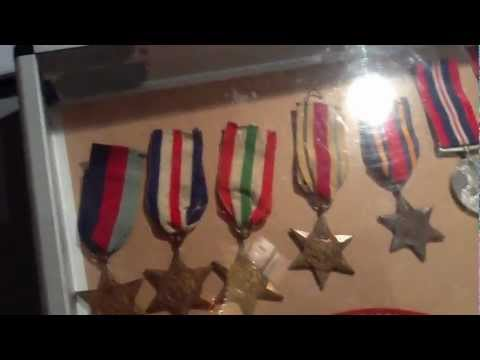 My Medal and Militaria collection: Part 1