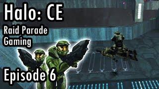 Raid Parade Gaming - Let's Play: Halo Combat Evolved - Part 6