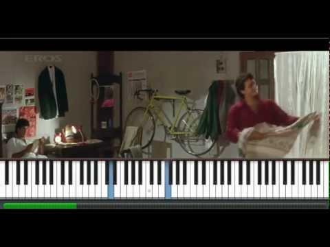 Pehla Nasha - Jo Jeeta Wohi Sikandar - Acoustic Piano Instrumental...
