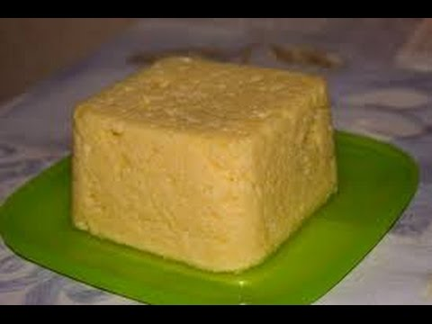 Мягкий сыр из творога в домашних условиях рецепт с фото пошагово