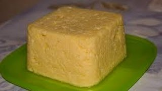 Сыр домашний в мультиварке