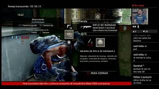 Jugando The last of us online ps4