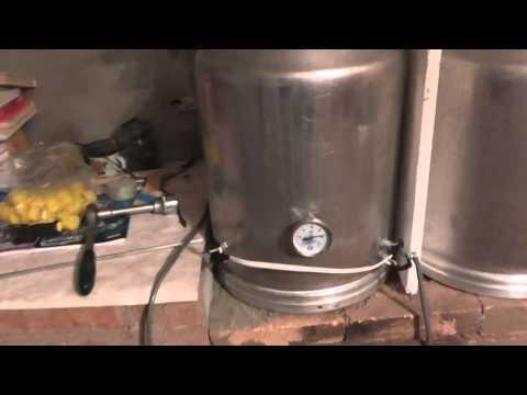 Как сделать холодильник на самогонный аппарат своими