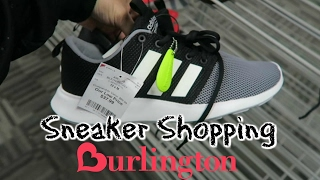 Sneaker Hunting At Burlington Coat Factory