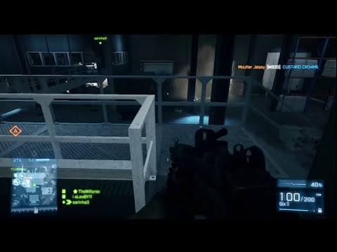 Live Battlefield 3 | Sarinha,Willyrex & aLexBY11 | Asalto