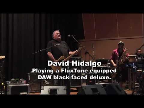 David Hidalgo keeps his