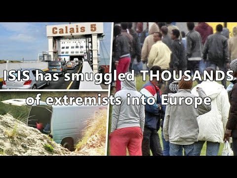 End Times News 2015 - ISIS has smuggled THOUSANDS of extremists into Europe