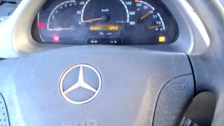 Mercedes Benz Sprinter 313 cdi cold start -22