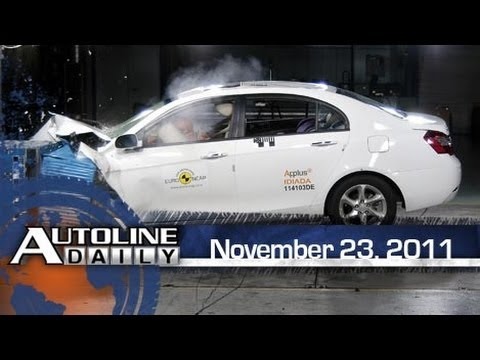 Mazda Moves to Mexico - Autoline Daily 774