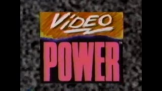 VIDEO POWER INTRO