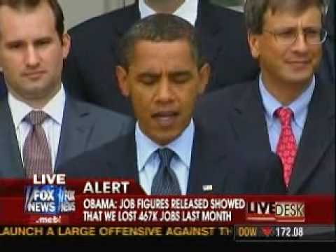 President Obama: We Gotta Get Out Of This Mess