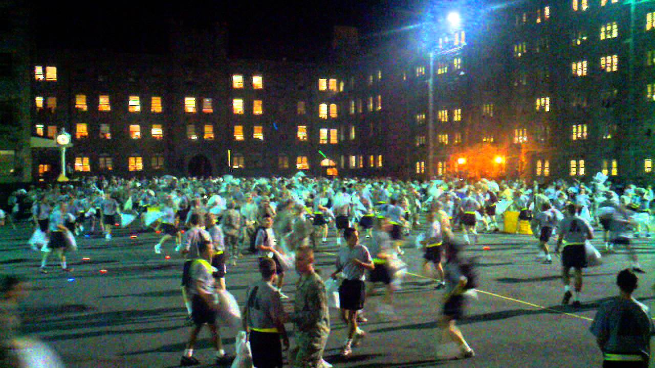 Annual 'pillow fight' leaves West Point cadets with broken bones, concussions…