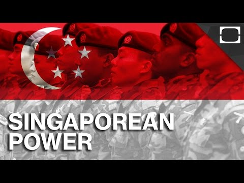 How Powerful is Singapore?