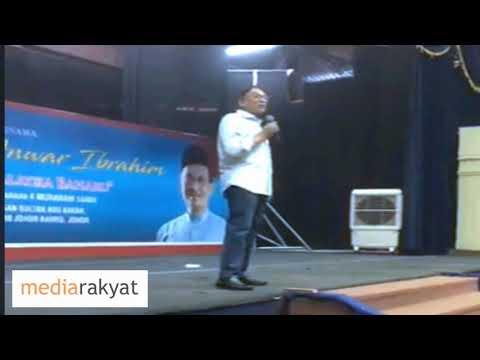 Anwar Ibrahim: Kenapa Saya Pilih Port Dickson?