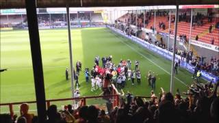 FC Volendam - Go Ahead Eagles! 26-05-2013