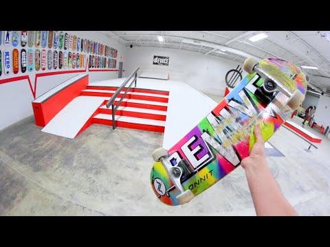 We Got A New Skatepark! / ReVive Skateboards