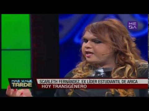 Scarleth Fernández, ex líder estudiantil de Arica, hoy es transgénero