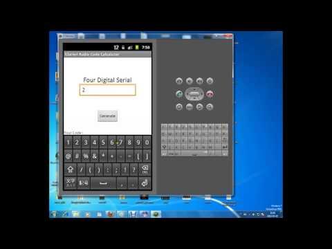 Clarion Radio Code Calculator / Android Decoding Tool / CarTooL