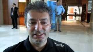 Umberto Fiori racconta la sua Dakar 2013 con Miki Biasion