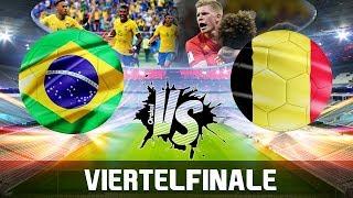 ORAKEL WM 2018 🇧🇷⚽️🇧🇪 BRASILIEN vs BELGIEN