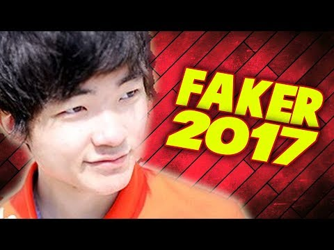 FAKER MONTAGE 2017 | SKT FAKER BEST PLAYS | #LeagueOfLegends