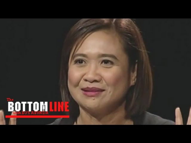 Eugene Domingo talks about her Mother's support