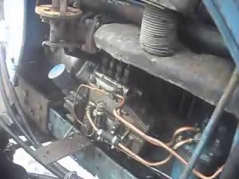 Переделка МТЗ-80 Под насос Дозатор