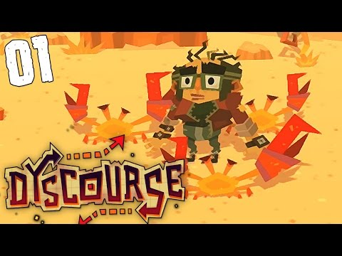 Dyscourse Gameplay Ep 01 -