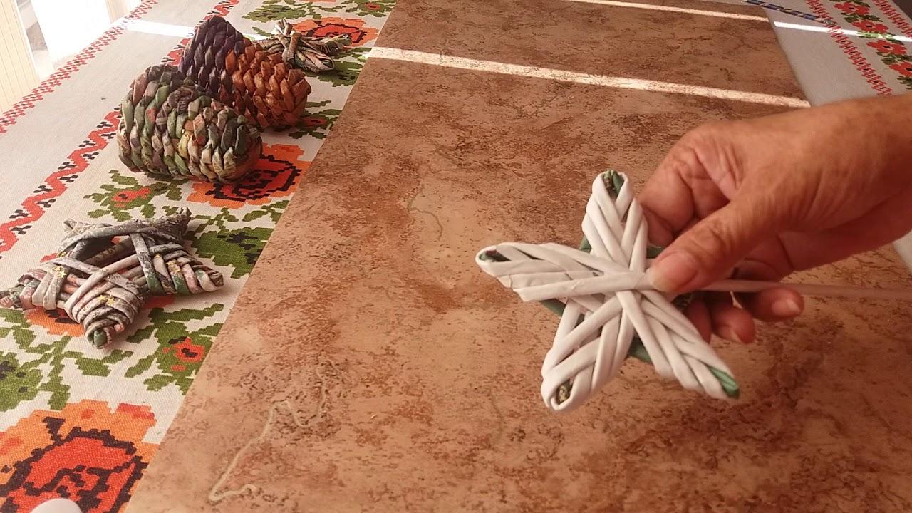 Игрушки из бумажных трубочек своими руками 33