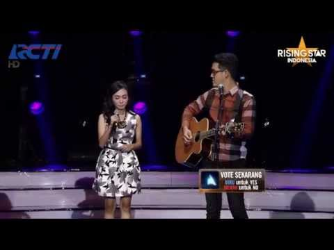 """15ECONDS """"Me And My Broken Heart"""" Rixton - Rising Star Indonesia Live Duels 4 Eps. 12"""