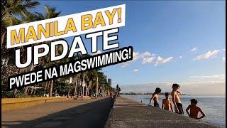 MANILA BAY MALINIS NA BA ?