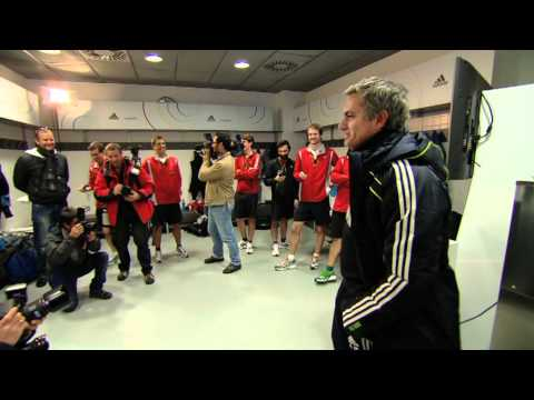 José Mourinho backs adidas miCoach Coaching Circles