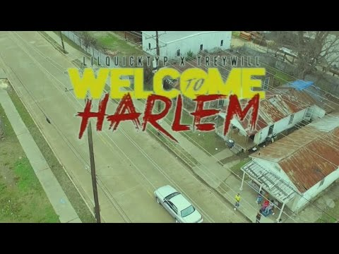 WELCOME 2 HARLEM (OFFICIAL MUSIC VIDEO)  TYP LIL QUICK x TREY WILL TYP