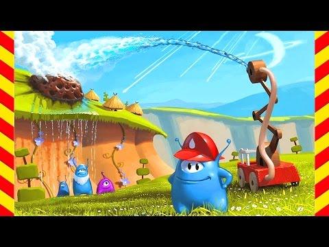 Развивающее видео для детей 3 лет. ПОЖАРНЫЕ НА МАРСЕ. Развивающее видео для детей 4 лет.