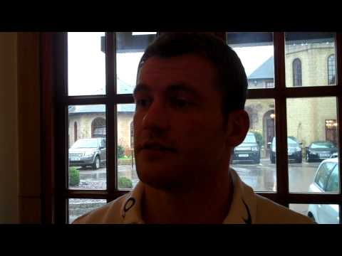 Mark Cueto previews England vs Italy - Mark Cueto previews Italy clash