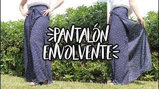 DIY : Pantalón Envolvente Fácil