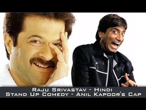 Raju Srivastav Comedy Show - Raju Srivastav  - Anil Kapoors...